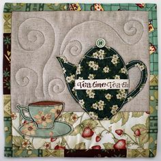 PatchworkPottery: TeaTime Trivets