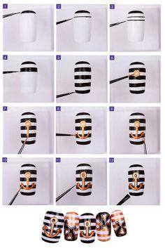 *BEAUTY & NAIL TIPS - A FOCUS ON NAIL ART -* 45