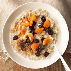 Mix up your morning breakfast habits and get creative with our fun twists on oatmeal. Our slow cooker oatmeal recipes and delicious toppers and swirl-ins make it easy to enjoy your morning meal.