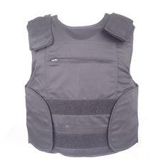 Concealed Israeli Bullet Proof Body Armor Vest NIJ level IIIA 3A ROBO