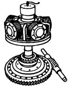 pelet makinası şeması