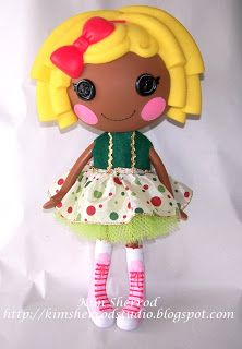 Lily Patch Quilts:  lalaloopsie doll clothes