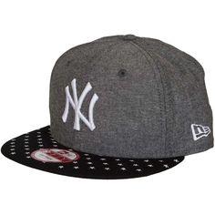New Era 9FIFTY Snapback Cap Chamstar NY Yankees schwarz ★★★★★