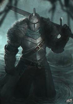 Dark Souls 2 by njay.deviantart.com on @deviantART