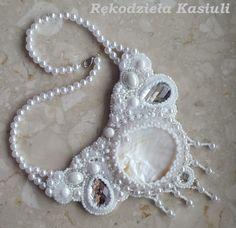 wyróżnienie w konkursie Pearl Necklace, Pearls, Diamond, Jewelry, String Of Pearls, Jewlery, Jewerly, Beads, Schmuck