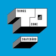 Skatebård: Things To Come (Digitalo Enterprises, 2011); designer unknown