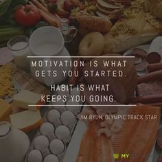 May this #MotivationMonday be a fresh, new, happy & healthy start!