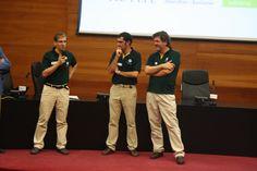 @capira presentando al equipo