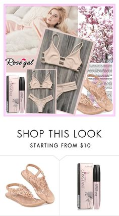 """""""rosegal.com 12"""" by mana-man ❤ liked on Polyvore featuring Summer and fashiontime"""