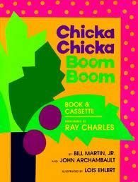 """The Kids Place"" Home Daycare and Preschool: Chicka Chicka Boom Boom LOTS OF ACTIVITIES!"