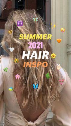 Easy Hairstyles For Long Hair, Summer Hairstyles, Pretty Hairstyles, Girl Hairstyles, School Hairstyles, Hairdos, Hair Inspo, Hair Inspiration, Medium Hair Styles