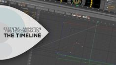 In this tutorial I'll be covering a bunch of helpful functions, features, and shortcut keys to enable you to be more efficient when animating and working in the timeline in Cinema 4D. A few of the topics that are covered in this tutorial are: • Show and Hide menus to isolate object animation tracks • Timeline Link View Options • Folding Options • Using View Filters to Show/Hide Specific Types of Animation Tracks • Using the F-Curve Mode • Numerous useful keyboard shortcuts These a...