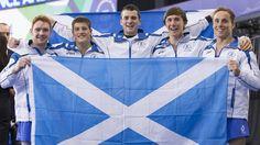 Dan Purvis, Frank Baines, Adam Cox, Liam Davie and Dan Keatings