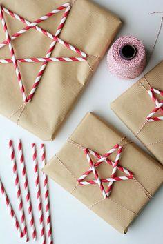 Cómo envolver regalos originales | Decoración Hogar, Ideas y Cosas Bonitas para Decorar el Hogar