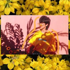 Summer Aesthetic, Kpop Aesthetic, Pink Aesthetic, Seventeen The8, Art Hoe, Yellow, Pictures