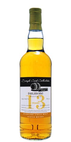 Dalmore 2000 13YO Willi Opitz Homok Finish. Single Malt Scotch, finished in casks that once held a sweet Austrian wine from a boutique winery.