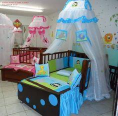 Cunas de bebe de niño Cute Baby Boy, Baby Kids, Peking, Twin Babies, Baby Boy Nurseries, Baby Room, Toddler Bed, Kids Room, Bedroom Decor