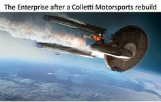 """Colletti Motorsports: the """"ripper off-ers"""": Colletti Motorsports: We like to deceive people"""