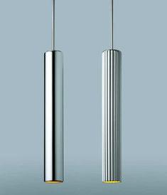 Mirrored Pendant Light by Michael Anastassiades Lightning by Michael Anastassiades