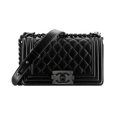 Metallic calfskin Boy CHANEL flap... - CHANEL