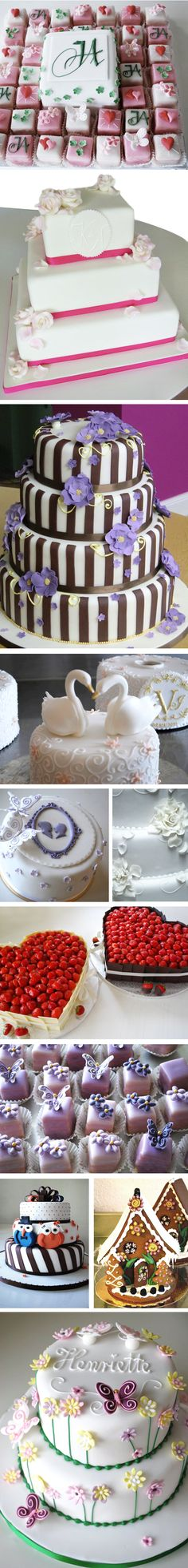 alternative Hochzeitstorten