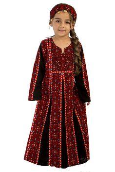 جلابية المناجل بناتي السندس Fashion Long Sleeve Dress Dresses