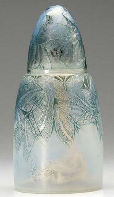 "RENE LALIQUE ""Papillons"" Perfume Burner"