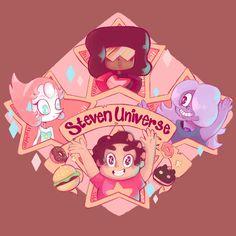 Steven Universe! by MindlessFrappe.deviantart.com on @deviantART