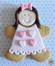 Galletas Niña para detalle | Alice Bakery