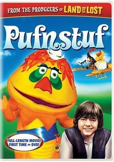 Pufnstuf DVD ~ Billie Hayes....can hardly wait to get this in the mail. Another show I loved as a child and can hardly wait to watch with my Grandson.