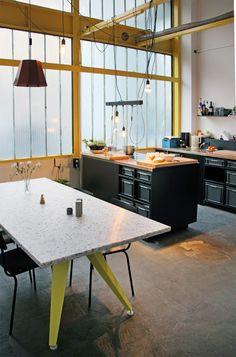 AnneLiWest Berlin #showroom #mykilos #berlin #kitchen #design
