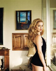 Amber Easton Smooth Magazine Photoshoot