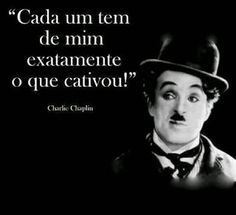 """So so true! """"Each one has got exactly what captivated from me!"""" exatamente D´amore Charlie Chaplin, Sartre Frases, Mantra Diario, Cogito Ergo Sum, Jean Paul Sartre, Sun Tzu, Postive Quotes, Some Words, Quotations"""