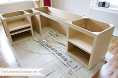 The Stylish diy home office desk awesome diy office desk plans how to build a home office the