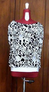 Il Cucito Creativo di ClaraBelle: Maglia oversize: Wip e tutorial sulle arricciature - Oversize shirt: Wip and tutorial on gathering