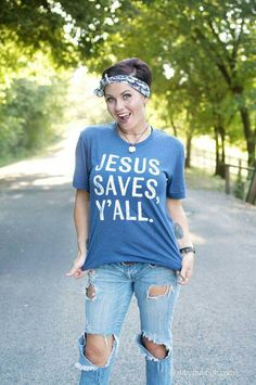 Jesus Saves, Y'all