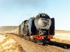 Timeless Beauty of steam South African Railways, Old Steam Train, Old Trains, Steam Engine, Steam Locomotive, Train Tracks, Timeless Beauty, Tractors, Transportation
