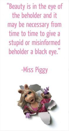miss piggy fabness
