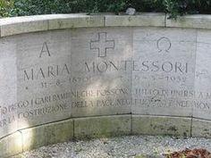 Maria Montessori (1870 - 1952)