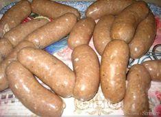Drobiowe kiełbaski How To Make Sausage, Sausage Making, Kielbasa, Smoking Meat, Food, Recipes, Butcher Shop, Essen, Meals