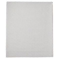 Swiss Dot Percale Bedding