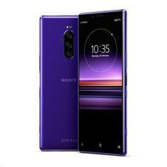 Sony Xperia 1 J9110 Dual 6GB RAM 128GB Purple ship from EU Auténtic | eBay Usb On The Go, Dual Sim, Sony Xperia, Protective Cases, Sims, Smartphone, Purple, Products, Self