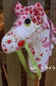 shabby chic hobby horse