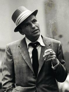oh why can't men still dress in suits and hats everyday? What an amazing look that is truly timeless.