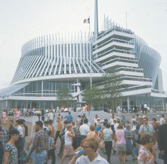 Pavillon de la France, Expo 67 Quebec Montreal, Montreal Ville, Montreal Canada, Expo 67, Swinging London, Canada Eh, Big Show, Album Photo, World's Fair