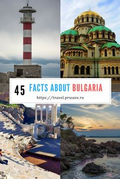 45 facts about Bulgaria