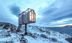 A Unique Workplace in the Heart of Northern Norway – Fubiz Media