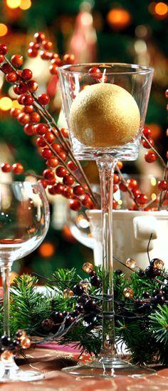 ╰☆╮Fête de Noël╰☆╮ **Decorating for the Holidays***