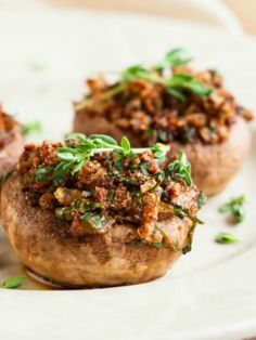 Stuffed Mushrooms St