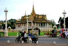 Phnom Penh Royal Palace